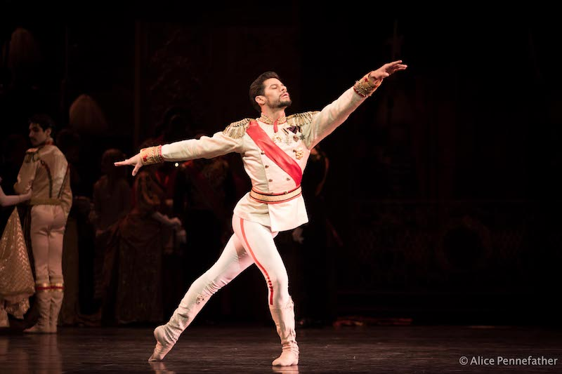 Thiago Soares as Crown Prince Rudolf