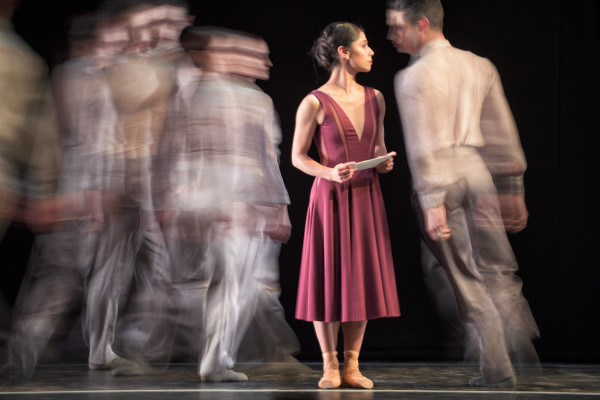 Crystal Costa with Artists of English National Ballet in Stina Quagebeur's Nora