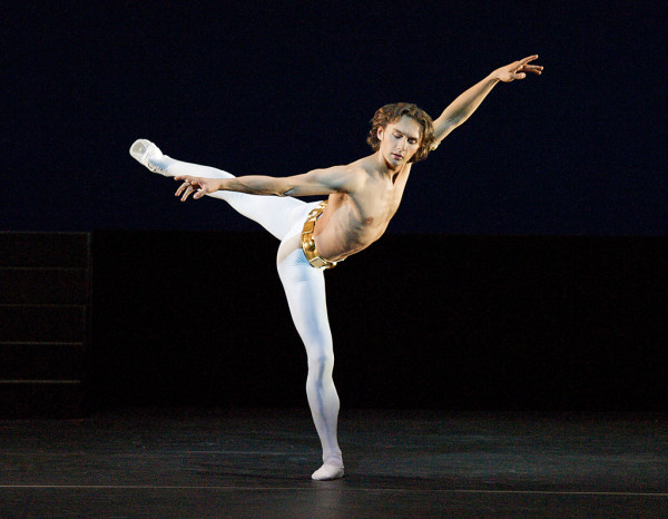Ivan Putrov in Dance of the Blessed Spirits