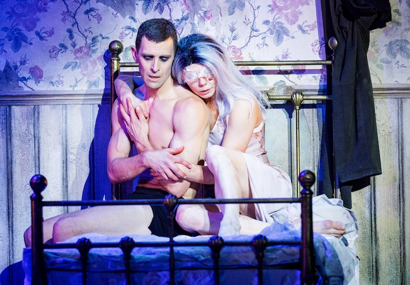Jonathan Goddard and Natalia Osipova in Arthur Pita's The Mother