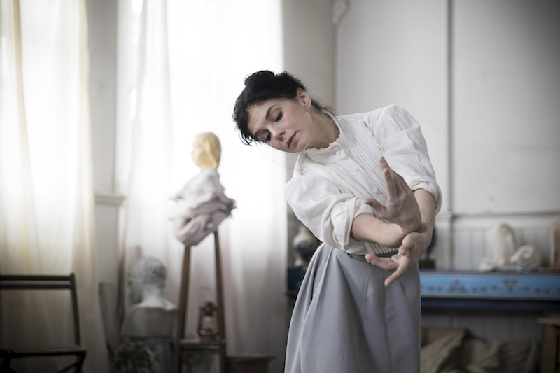 Natalia Osipova. Still from In Her Hands. Photo: © Alice Pennefather
