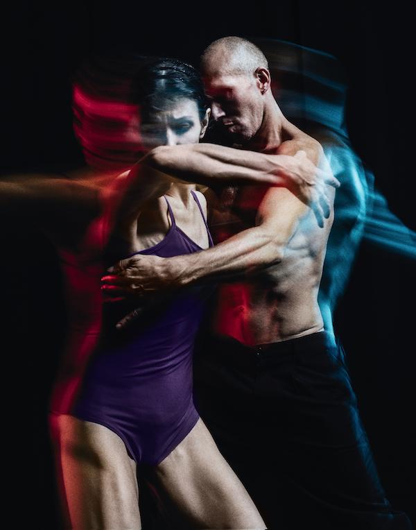 Alina Cojocaru et Johan Kobborg